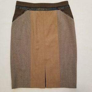 Club Monaco Wool Pencil Skirt Size 0